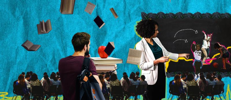 Formação continuada de professores: agregando valor para todos