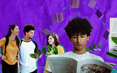 A importância dos Clubes de Leitura nas escolas