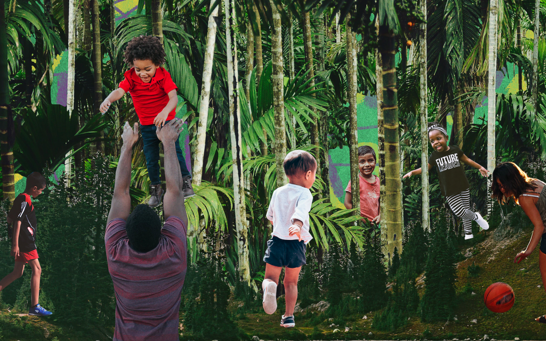 Escola no bosque convida pais e filhos para experiência de educação integral