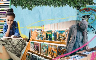 Literatura em Quadrinhos e o Estímulo à Leitura: um relato