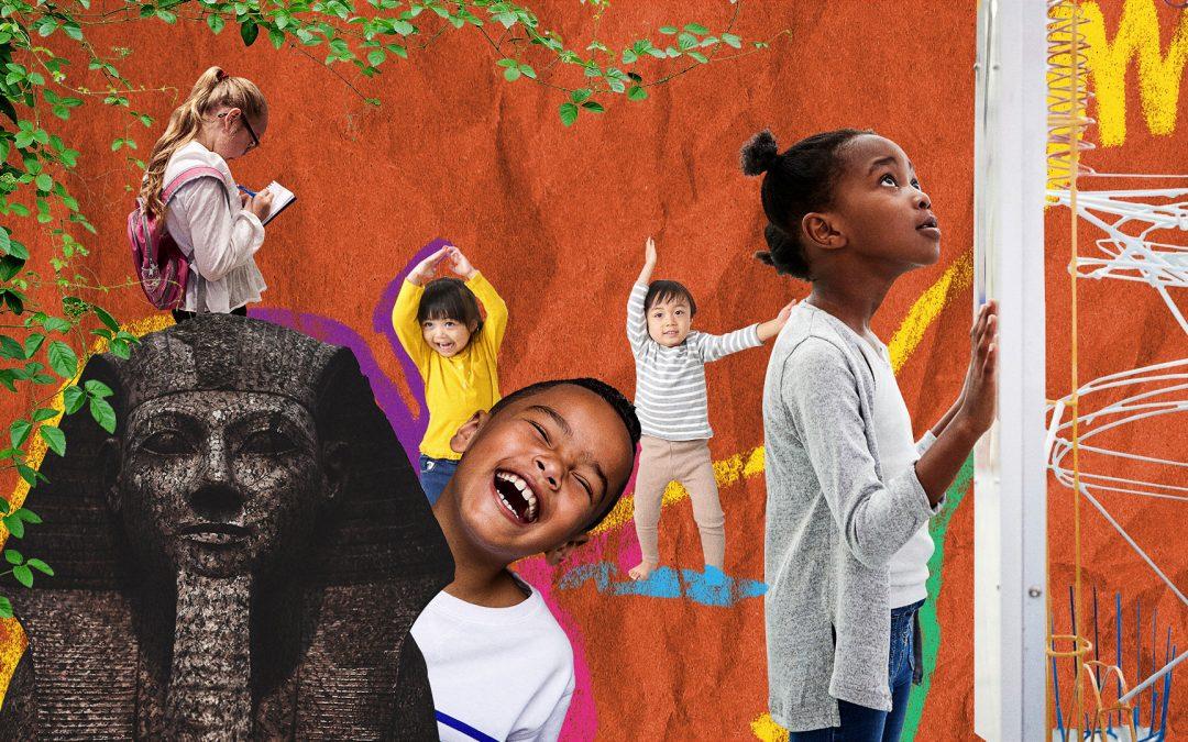 Incentivando a curiosidade infantil: um dia no museu
