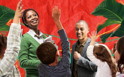 Para além de gêneros: a figura da professora e o desenvolvimento de habilidades socioemocionais
