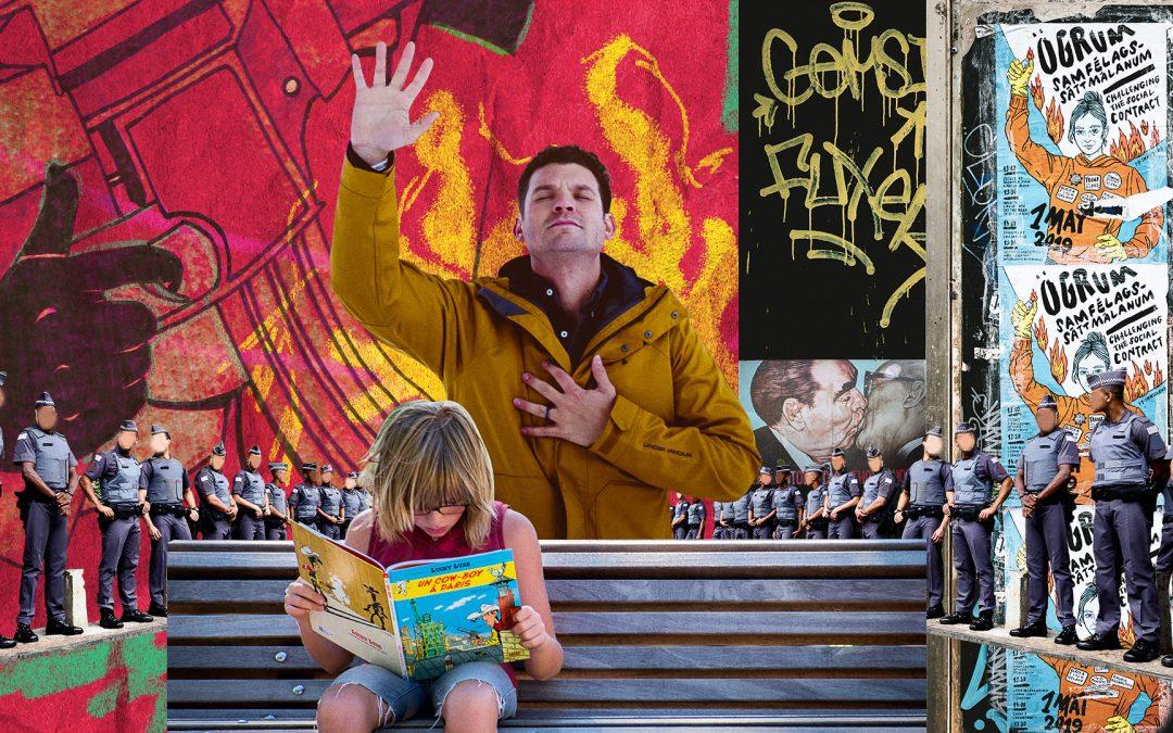 Crianças e adolescentes em meio a uma disputa sobre o futuro: a censura na Bienal do Livro do Rio de Janeiro