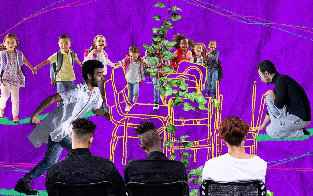 A sala de aula como palco: o teatro na construção do autoconhecimento